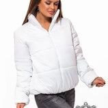 Куртка на подкладе демисезон плащевка, синтепон 200