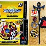 Игра запускалка Beyblade/ Бейблейд B-100 Сприган Spriggan Requiem