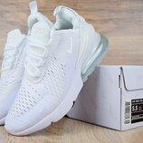 Кроссовки женские Nike Air Max 270 white 36-41р