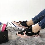Разноцветные женские кроссовки adidas falcon