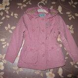 Куртка ветровка Kiko для девочки.