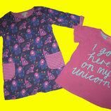 Пакет вещей на девочку 2-3 года,рост 98 см,Jojo Maman Bebe