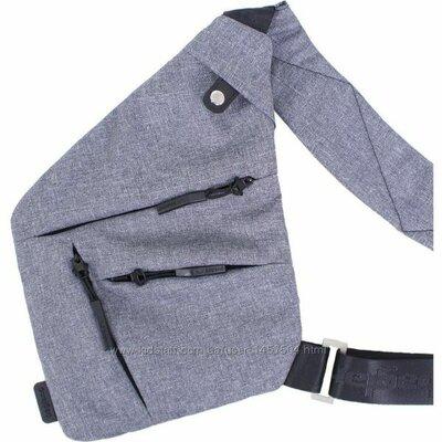 Сумка-Мессенджер Bagland Triangle слинг сумка через плечо, кобура.