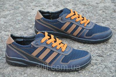Мужские туфли кроссовки 41 - 45 размеры