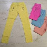 Коттоновые штанишки для девочки