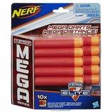 Nerf N-Strike Elite Mega Dart Дартсы патроны пули мега для нерф 10 штук