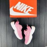 Яркие розовые кроссовки nike 36, 37, 38, 39, 40 рр