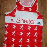 Майка беговая Adidas Vodafone Shelter , на 46-48 р-р.