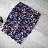 Брендова спідниця жіноча Marks & Spencer Collection L-XL Великобританія юбка женская