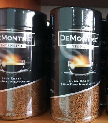 Растворимый кофе Демонтре Demontre Premium Gold Intensive 200г