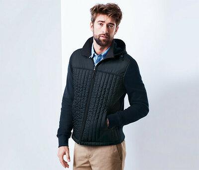 Стеганная куртка- толстовка Тсм Чибо Германия М размер
