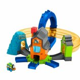 Fisher-Price Трек дорога томас Thomas Friends MINIS Boost 'n Blast Stunt Set