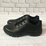 Новые кожаные полуботинки ECCO 44 размера