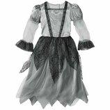 Карнавальный костюм Фея серебряная на 4-6 лет, Halloween Хэллоуин