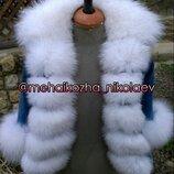 Шикарная куртка для принцессы