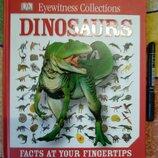 Динозавры. Факты в Ваших руках. На английском.156 стр.