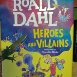 Roald Dahl Heroes and Villains 240 стр.