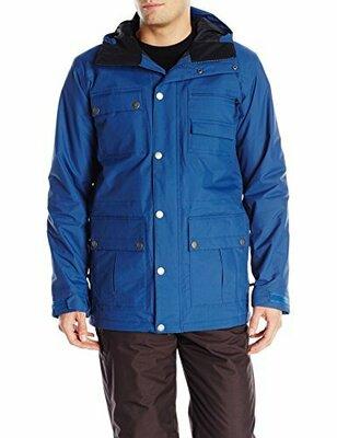 Зимняя парка Burton р. S, курточка DC куртка сноубордическая