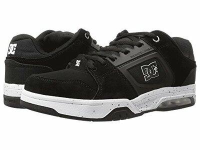 Кожаные DC shoes Rival ст.. 26 см р. 8 US 41 кроссовки