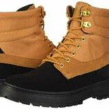 Кожаные DC shoes р. 45-46 ст. 30,5 см ботинки Calvin Klein guess