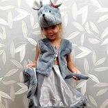 Детский карнавальный костюм животные, звери