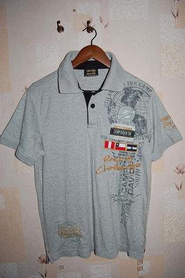 Футболка , рубашка- поло Camp David racing challenge,оригинал, на 52 р-р.