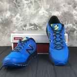 Синие мужские оригинальные кроссовки new balance 590