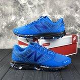 Синие мужские кроссовки new balance 690, оригиналы