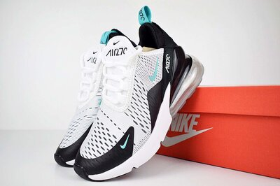 Кроссовки Nike Air Max 270 white/blue