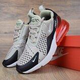 Кроссовки Nike Air Max 270 beige