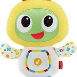плюшевая интерактивная игрушка музыкальный Бибо Fisher-Price Mattel Сша оригинал