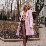 Весенние пальто на подкладке 42, 44 четыре расцветки