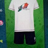 Детский летний костюм, футбольная форма Lidl Германия, футболка шорты