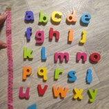 Деревянные буквы алфавит детали