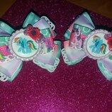 Бантики с литл пони