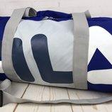 Небольшая красивая спортивная сумка бочонок Fila. Раз.44См на 23 Ксс12-3