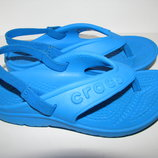 Крокси оригінальні Crocs Оригінал р.C 9 стелька 16,5 см