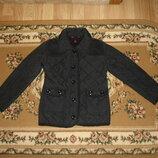 Курточка куртка стьогана size 6-7 років можна і довше