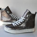 Кожаные стильные ботинки, Украина