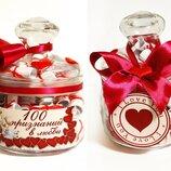 100 признаний в любви - Подарок любимым