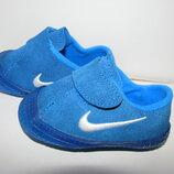 Кросівки брендові шкіряні Nike Оригінал Німеччина р.19,5 стелька 10,5 см