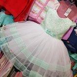 Платье весна пышное нарядное. Большой выбор