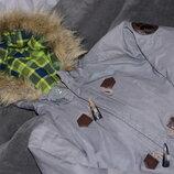 Куртка демисезонная на 10-11 лет