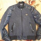 Dolce&Gabbana Италия Оригинал /Мужская деми куртка на синтепоне /р.S-M/44-46