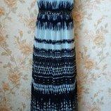 Красивое,нарядное платье в пол. на бирке-14 р-р 48-50 .