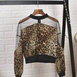 Кофточка леопардовая 42 - 44