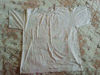 Оригинальная безшовная футболка унисекс размер ххl