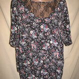 Вискозная блуза Monsoon р-р18