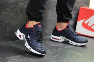 Кроссовки мужские Nike Air Max TN dark blue  900 грн - кроссовки ... 3f77dceb871cd