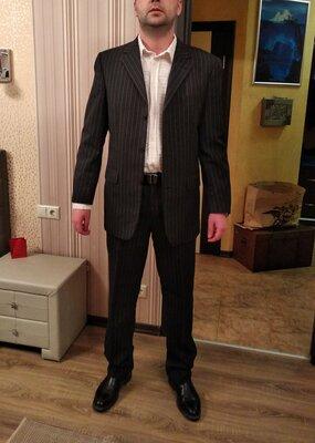 f5d4f6b1196bc Костюм классика Воронин,л: 500 грн - мужские классические костюмы в ...